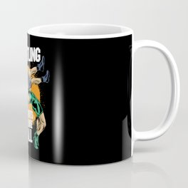 Wrestling Because Other Sports Only Require One Ball Coffee Mug