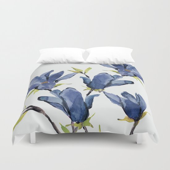 Blue Flowers 3 by nadja1