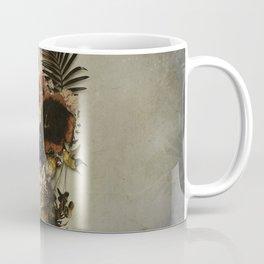 Garden Skull Light Coffee Mug