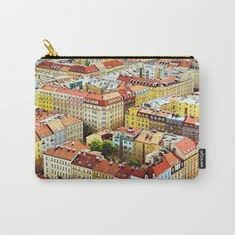 Roofs of Prague Carry-All Pouch