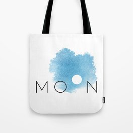 Full Moon Sky Tote Bag