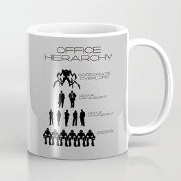 Office Hierarchy Coffee Mug