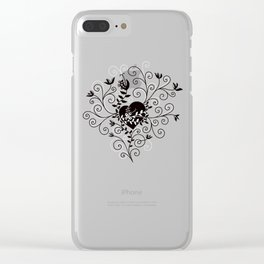 Mended Broken Heart Clear iPhone Case