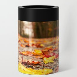 Fall on the Road Can Cooler