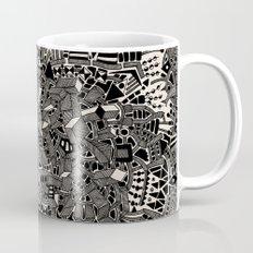 - blackout - Mug