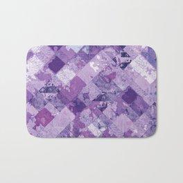 Abstract Geometric Background #30 Bath Mat