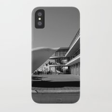 Art Deco Bexhill 2 iPhone X Slim Case