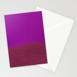 Abstract corner Stationery Cards