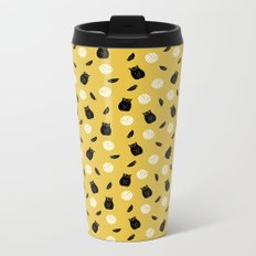 Volley Owls! Metal Travel Mug