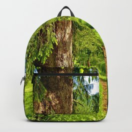 The Green Forest Backpack
