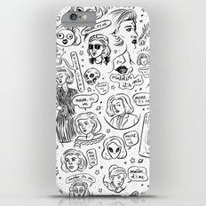 Mulder, It's Me Slim Case iPhone 6s Plus