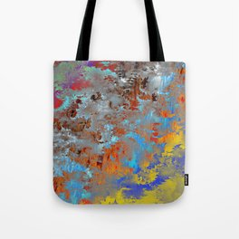 autumn fresh rainy days Tote Bag