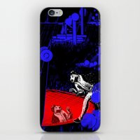portal iPhone & iPod Skins featuring Portal by Spew Jersey