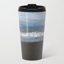 The roaring sea Travel Mug