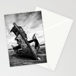 Decayed and Neglected Stationery Cards