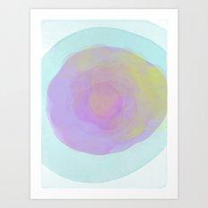 burbuja Art Print