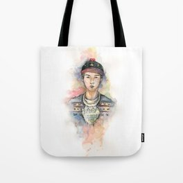 Color Me Hmong 2 Tote Bag