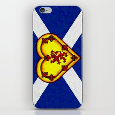 FOR THE LOVE OF SCOTLAND   - 003 iPhone & iPod Skin