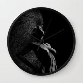 Circe by Moonlight Wall Clock