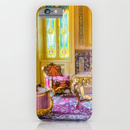 Victorian Boho iPhone Case