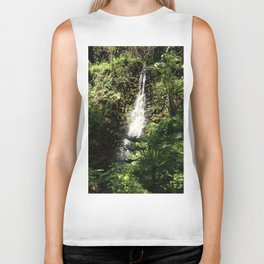 Rainbow Springs Waterfall Biker Tank
