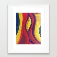 erotic Framed Art Prints featuring Erotic? by Mayday750