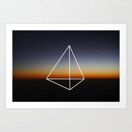 Geometry #20 Art Print