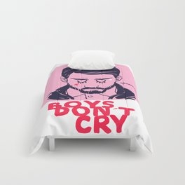 Boys Dont Cry Comforters