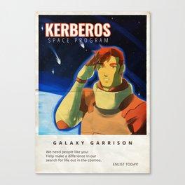 Kerberos Poster Canvas Print