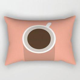 Coffee break Rectangular Pillow