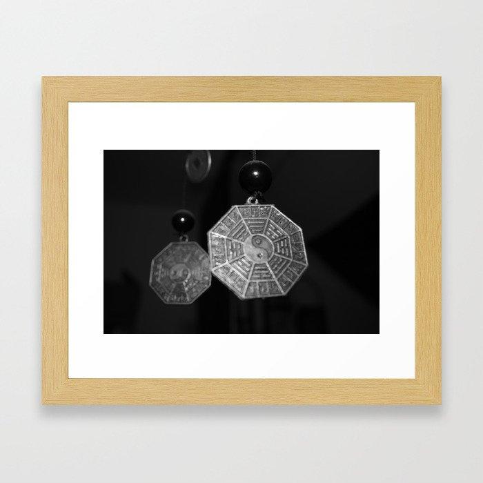 Buddhism Framed Art Print