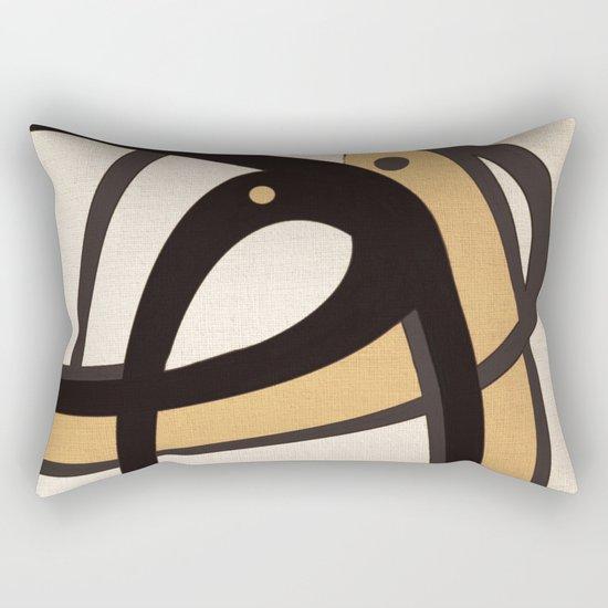 Fish in Fish Rectangular Pillow