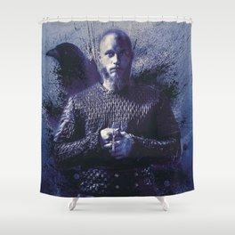 Ragnar Lothbrok Shower Curtain