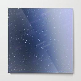 Cosmic Storm Metal Print