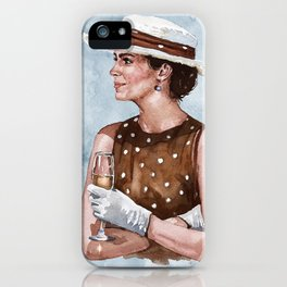 Pretty Woman iPhone Case