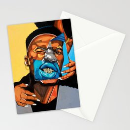 Gold Teeth Stationery Cards