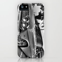 Cruisin' Lowrider Impala Classic iPhone Case