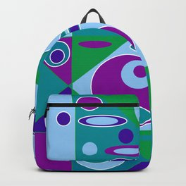 Circles and Ellipses Backpack