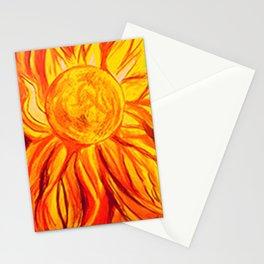 Sun Stationery Cards