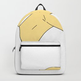 Harry Styles' Hand-- Simple Backpack