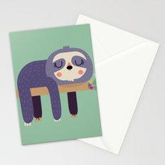 Perezosa Stationery Cards
