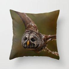 Owl~ Throw Pillow
