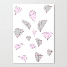 Diamond 2 Canvas Print