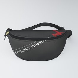 Cowboy Bebop - See You Space Cowboy Fanny Pack