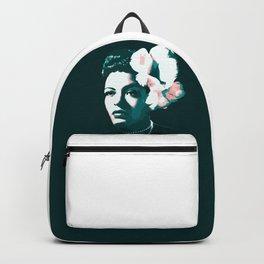 Billie Holiday Backpack