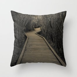 St. Francis Bay Throw Pillow