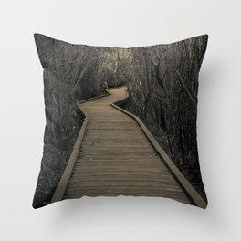 St. Francis Bay Throw Pillow