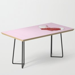 Heart - ( care for your soul ) Coffee Table