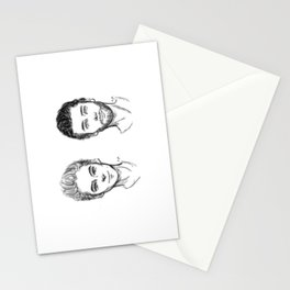 Stiles and Derek Stationery Cards