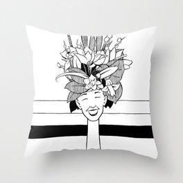 #9 Throw Pillow